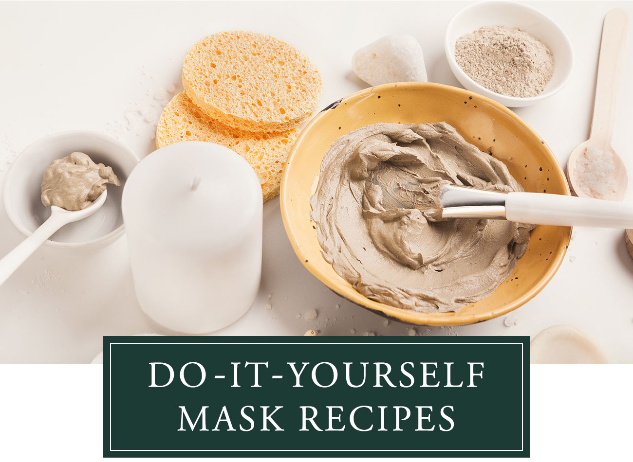 Do It Yourself Mask Recipes