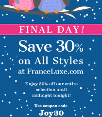 France Luxe Marketing Email
