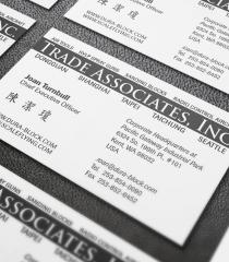 International Business Card